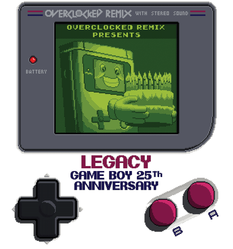 Legacy: Game Boy 25th Anniversary | OC ReMix